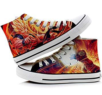 dragon ball z Converse Shoes