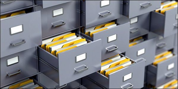 Fireproof file cabinets – Ultimate hardcopy version of database protection